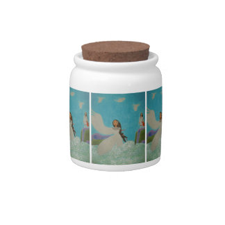 Aioga (Doll Version) Candy Jar