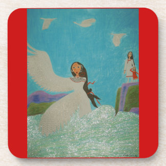 Aioga (Doll Version) Coaster