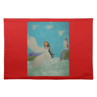 Aioga (Doll Version) Placemat