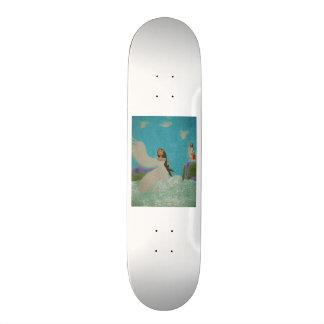Aioga (Doll Version) Skateboard