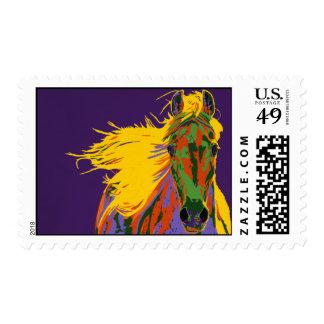 AIP - Esquire Horse Stamp