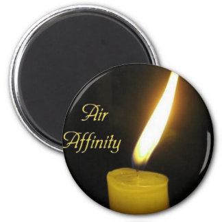 Air_Affinity 2 Inch Round Magnet