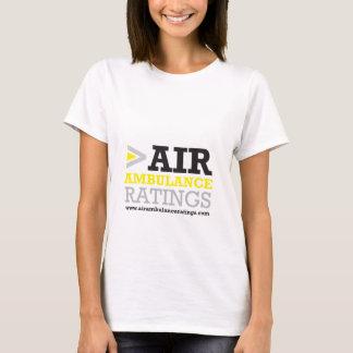 Air Ambulance and Medical Flight Company Ratings T-Shirt