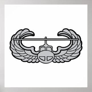 Air Assault Badge Poster