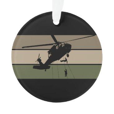 Air Assault Ornament