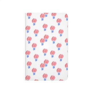 Air Ballons Pocket Journal