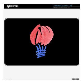 Air Balloon 11'' MacBook Air Skin