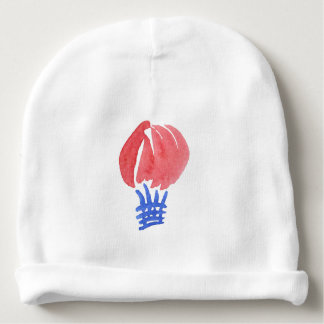 Air Balloon Baby Cotton Beanie