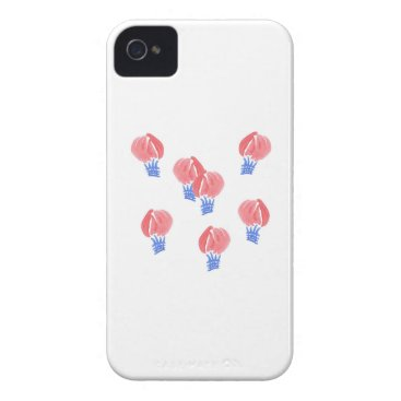Air Balloons Case-Mate iPhone 4 Case