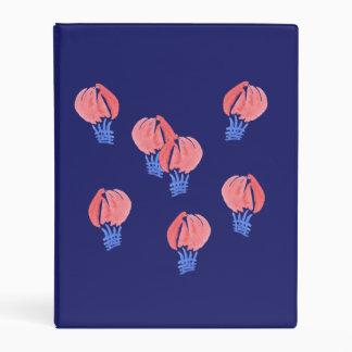 Air Balloons Mini 1'' Binder