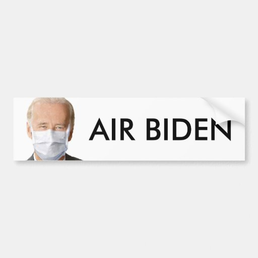 AIR BIDEN BUMPER STICKERS