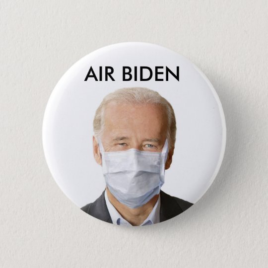 AIR BIDEN BUTTON