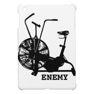 Air Bike Enemy - Black Silhouette iPad Mini Covers