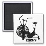 Air Bike Enemy Magnet