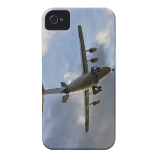 Air-brakes extended coming into land Case-Mate iPhone 4 case