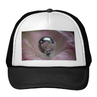 Air Bubble In Colored Glass Trucker Hat
