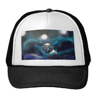 Air Bubble In Glass Trucker Hat