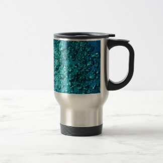 air-bubbles-230014 WATER BUBBLES OCEAN UNDERWATER Travel Mug
