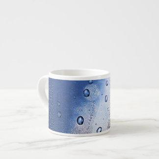 Air Bubbles 6 Oz Ceramic Espresso Cup