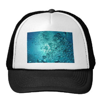 Air Bubbles Water Hats