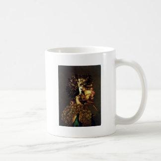 Air by Giuseppe Arcimboldo Classic White Coffee Mug