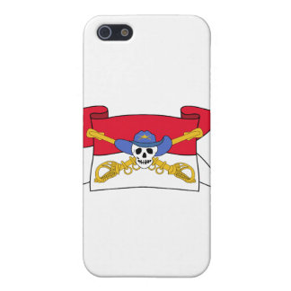 Air Cav Flag Cover For iPhone SE/5/5s