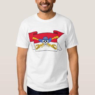 Air Cavalry Flag T-shirt