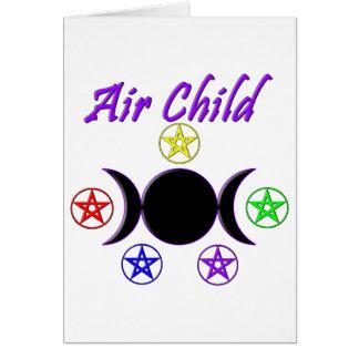 Air Child Card