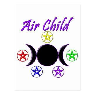 Air Child Postcards