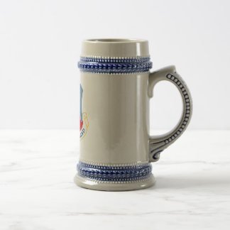 Air Combat Command Beer Stein