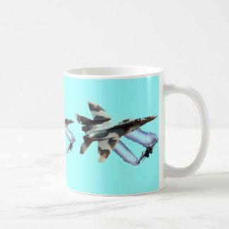 AIR COMBAT MANEUVERS CLASSIC WHITE COFFEE MUG
