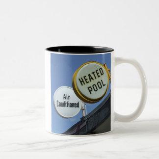 Air Conditioned, HEATED POOL - Mug