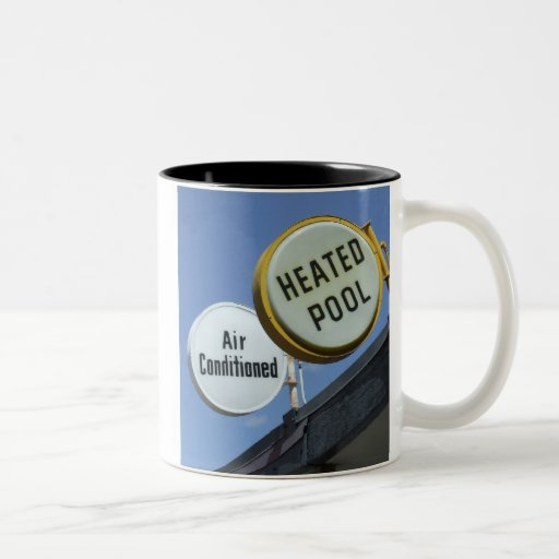 Air Conditioned, HEATED POOL - Mug