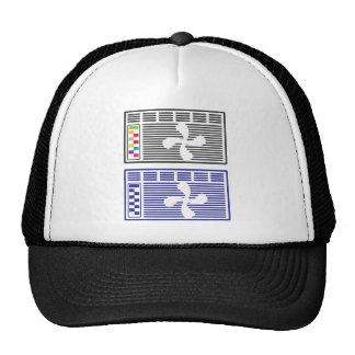 Air Conditioner Vector Trucker Hat