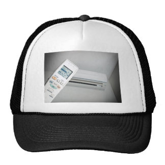 Air conditioning choice trucker hat