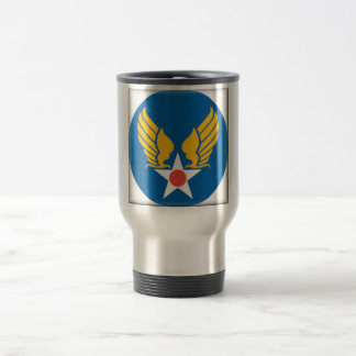 Air Corps Military Emblem Mugs