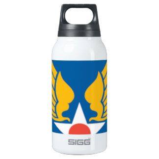 Air Corps Shield Insulated Water Bottle
