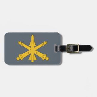 Air Defense Artillery Bag Tag
