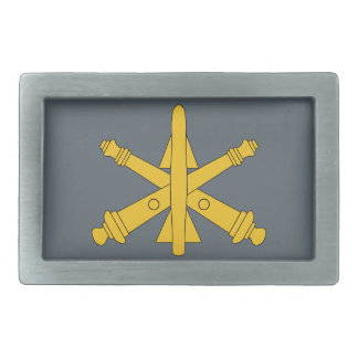 Air Defense Artillery Belt Buckle