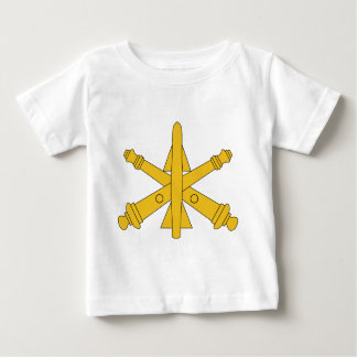 Air Defense Artillery Insignia Baby T-Shirt