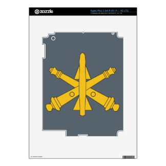 Air Defense Artillery iPad 3 Decal