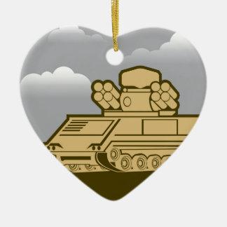 Air Defense Weapon Ceramic Ornament
