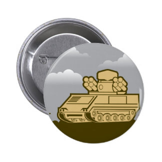 Air Defense Weapon Pinback Button