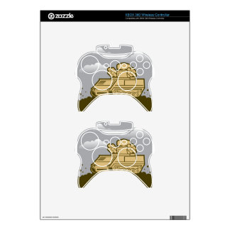 Air Defense Weapon Xbox 360 Controller Skin