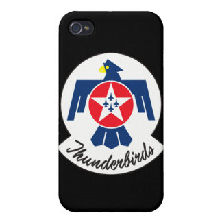 Air Demonstration Squadron (THUNDERBIRDS) iPhone 4 Cover