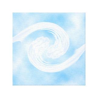 Air Dragons Canvas Print