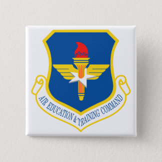 Air Education and Training Command Button