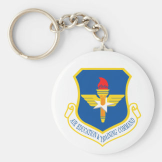 Air Education and Training Command Keychain