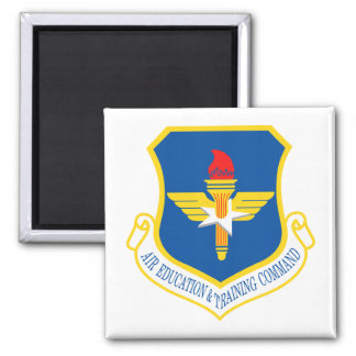 Air Education and Training Command Magnet