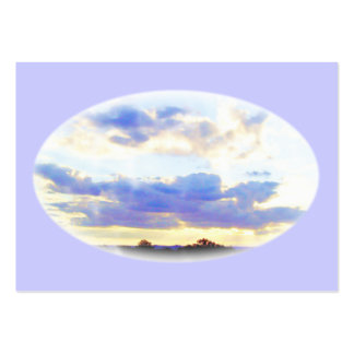 AIR Element Skyscape ATC Business Card Templates